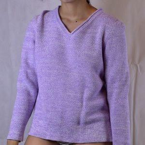 Lilic V Neck Sweater